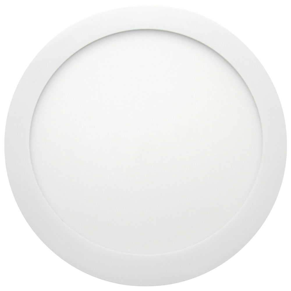 Bell 09733 Eco Arial Led 300mm Round White Slim Line Panel