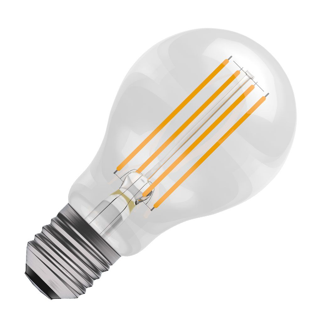 BELL 05019 Classic LED Filament Bulb 6w Non-Dimmable ES/E27