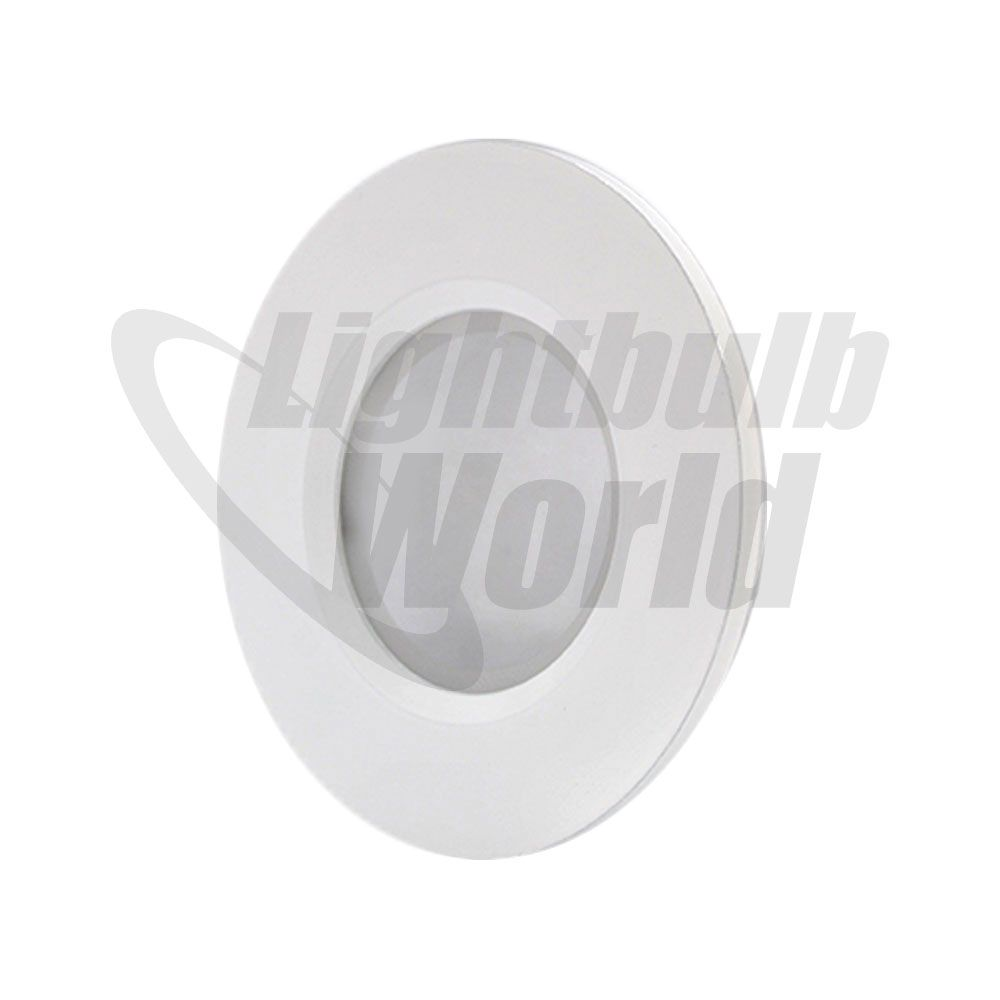 Aurora M10 White Ip65 Bezel For M10 And Mpro Led Downlight