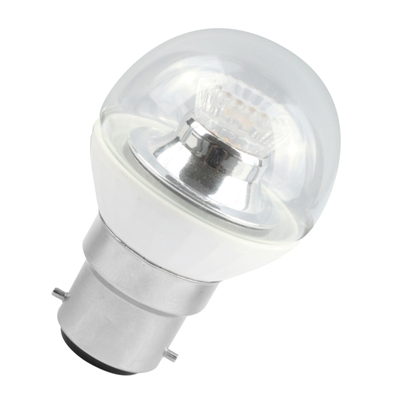 BELL LED Round 4w Dimmable BC