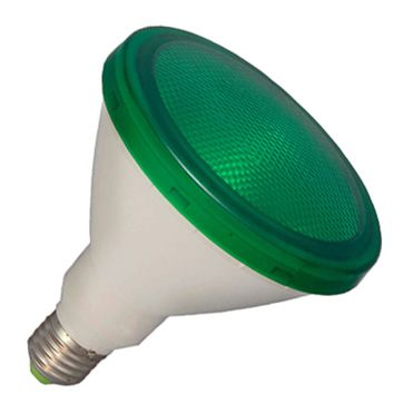 BELL LED Spotlight PAR38 External ES 15w Green