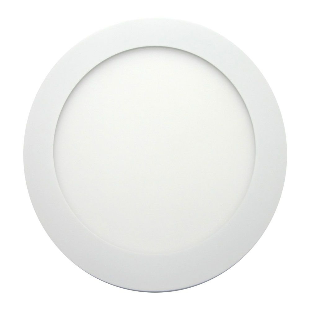 Bell 09731 Eco Arial Led 200mm Round White Slim Line Panel