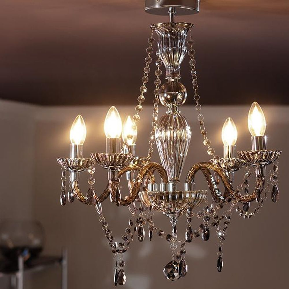 Chandeliers & Crystal Lights