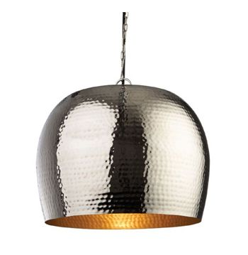 Nickel Pendant Lights