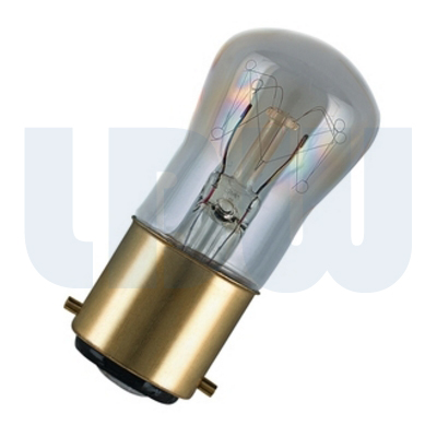 Pygmy Lamp 15w Sign Light Bulb Bayonet Cap BC/ B22 Clear