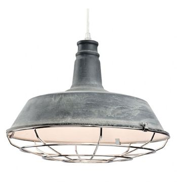 Vintage & Industrial Pendant Lights