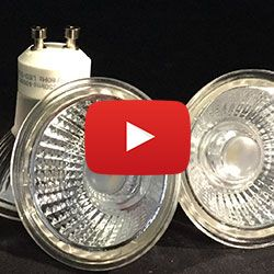 Bell Pro Halo Glass LED GU10 Video