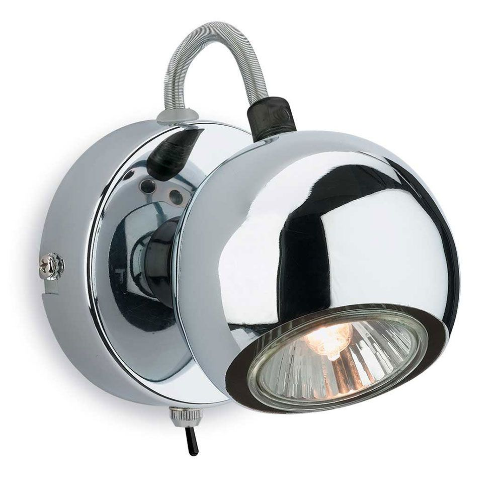 Firstlight 3350CH Magnetic Single Spot Chrome