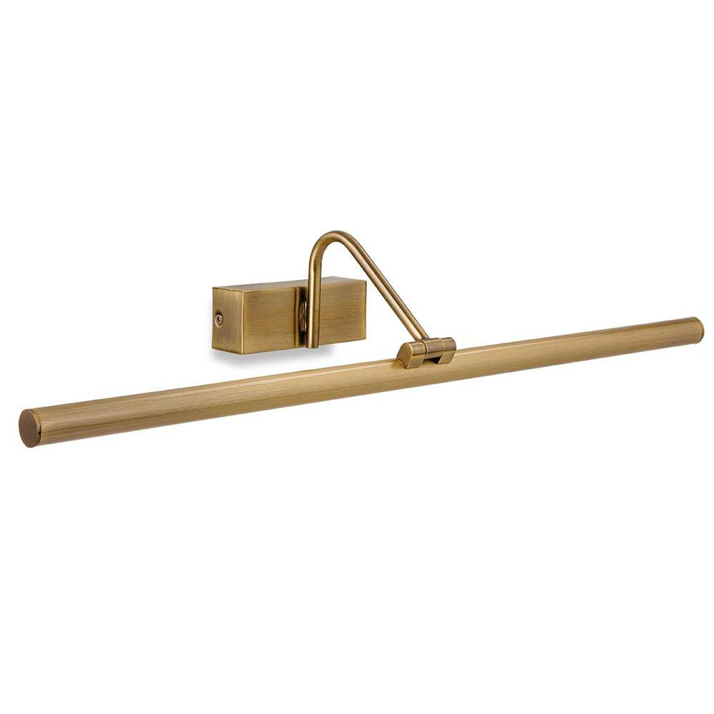 Firstlight 4895AB LED Picture Light Antique Brass